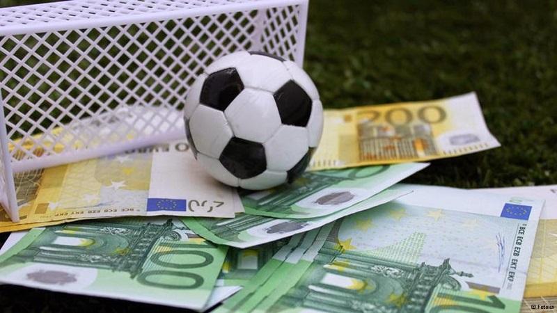 Làm sao để phân bố tiền đặt cược bóng đá hợp lý?