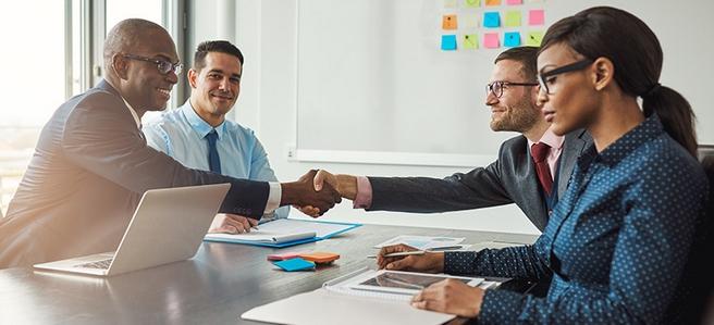 phân cấp trong quản trị kinh doanh